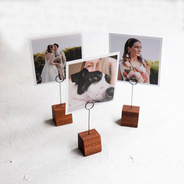 Bellboy Photo Holder