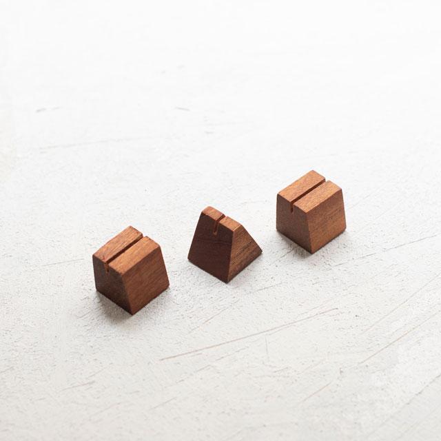 Geometrik Fotoğraf Standı - 3 Adet