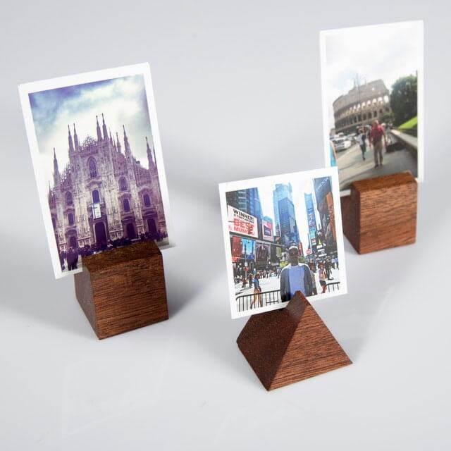 Geometric Photo Holder