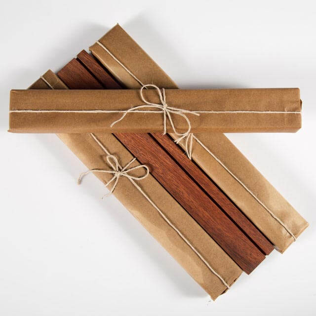 Wooden Long Photo Holder