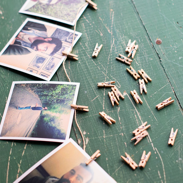Mini Clothespins Kit