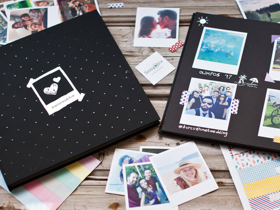 Big Photo Scrapbook