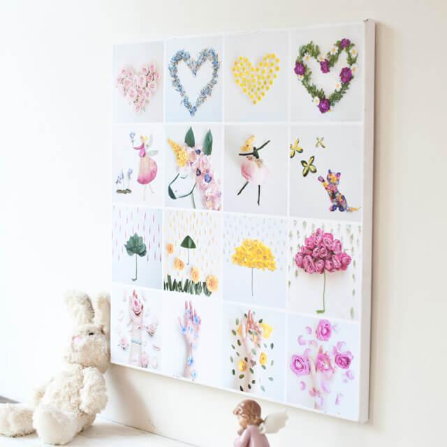 50x50 Kanvas Tablo