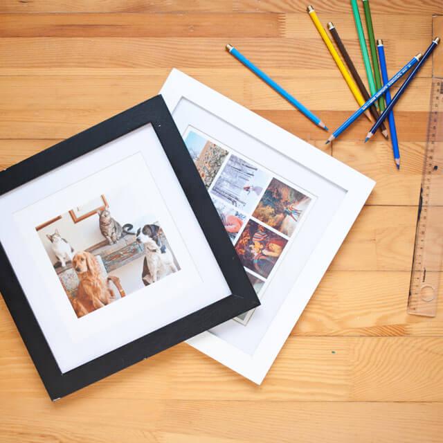 Modern Framed Print