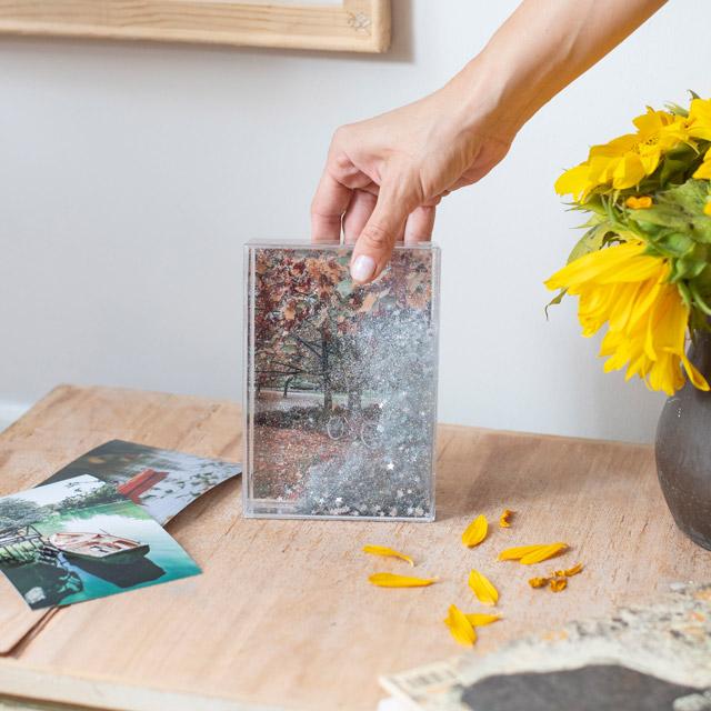 10x15 Glitter Frame