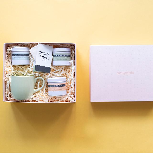 Keyif Çayları Hediye Kutusu