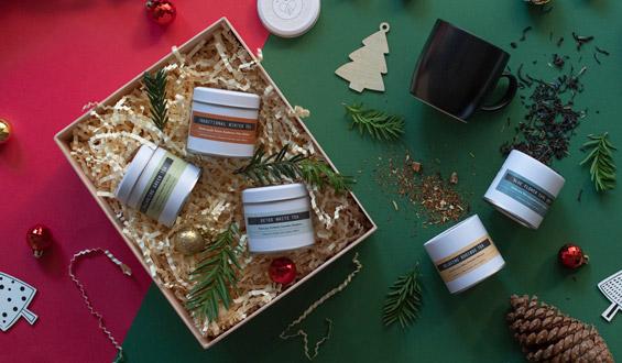 Pleasure Tea Gift Box