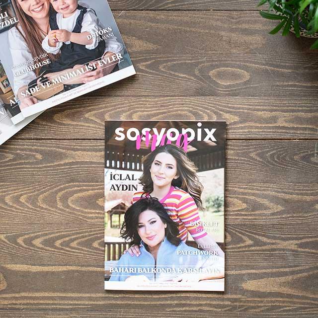 Sosyopix Mag Dergi