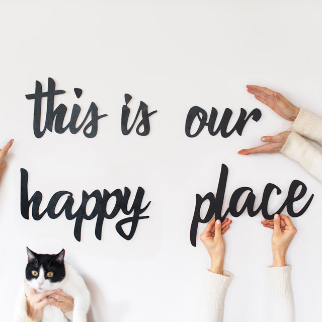This ıs Our Happy Place