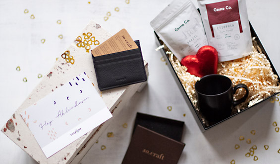Thinking of You Premium Gift Box