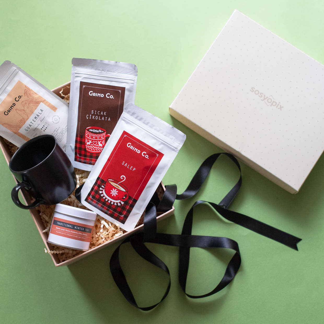 Winter Pleasure Gift Box