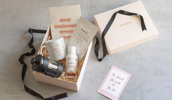 Strong Woman Gift Box
