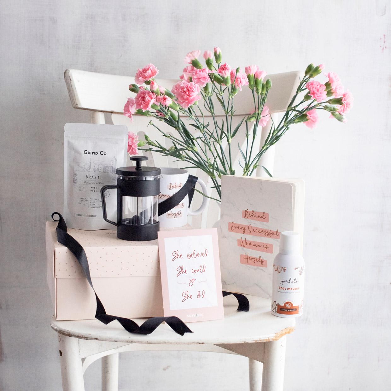 Strong Woman Gift Box