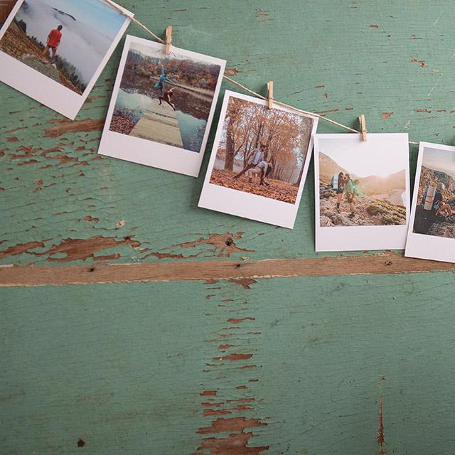 Retro Prints - 10 Pcs.