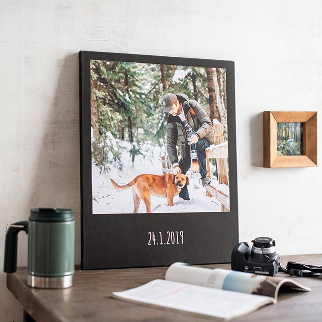 40x50 Pola Kanvas Tablo