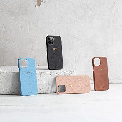 iPhone 12 Pro Max Deri Telefon Kılıfı