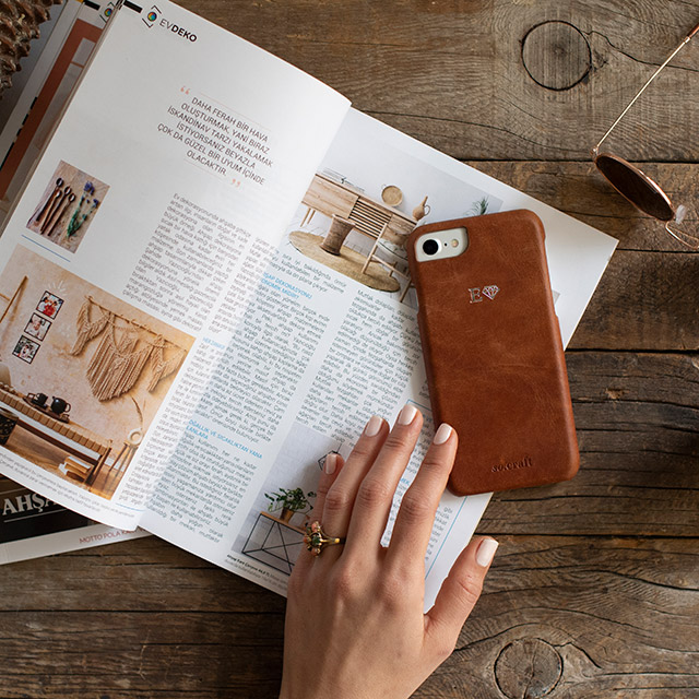 iPhone 12 Pro Leather Case