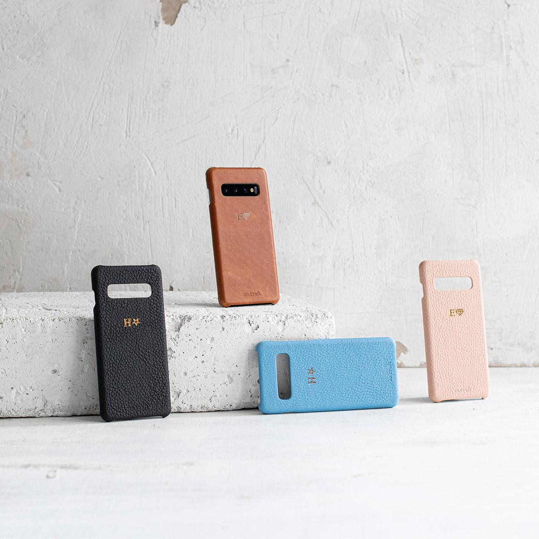 Samsung S10 Deri Telefon Kılıfı