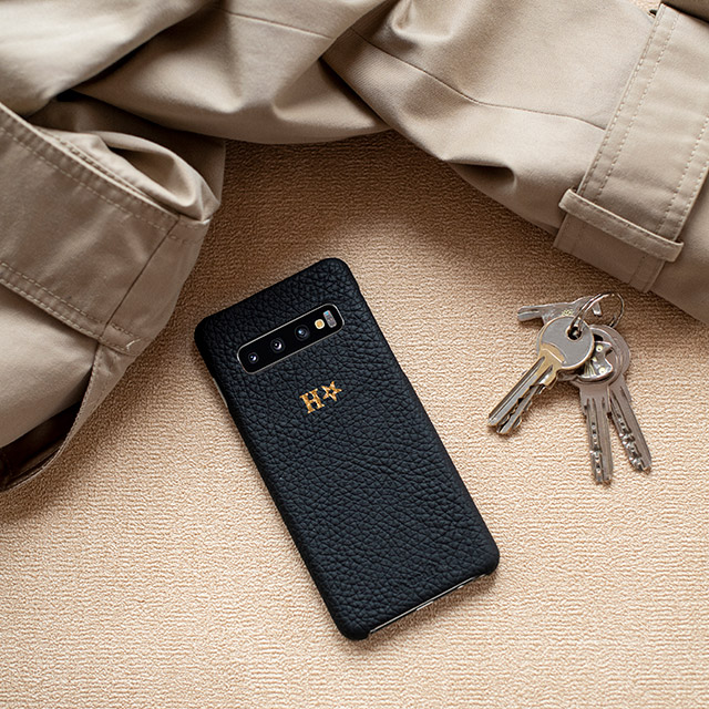 Samsung S10 Leather Case