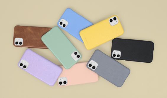 iPhone 11 Deri Telefon Kılıfı
