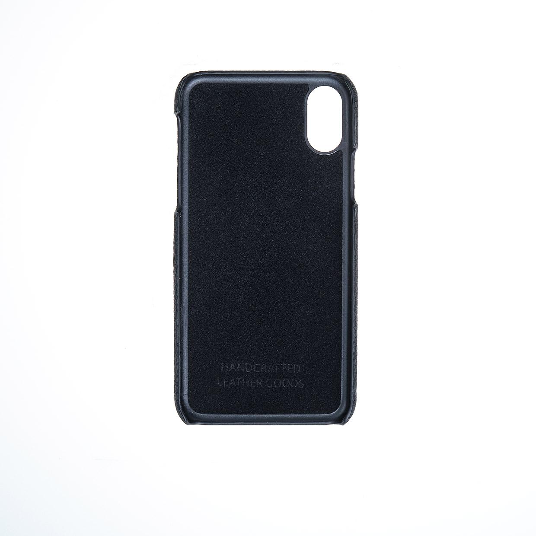 iPhone XS Max Deri Telefon Kılıfı