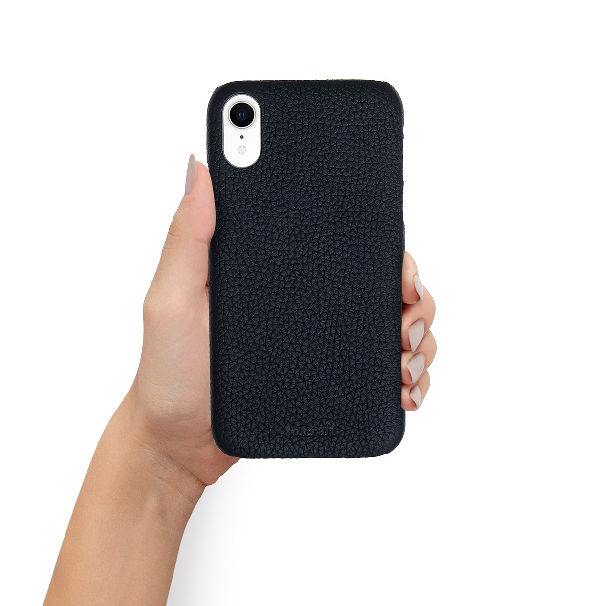 iPhone XR Leather Phone Case