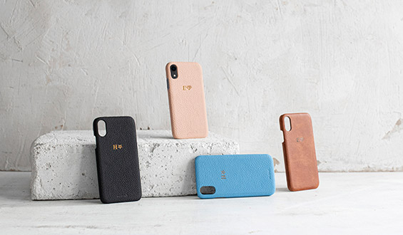 iPhone XR Leather Case