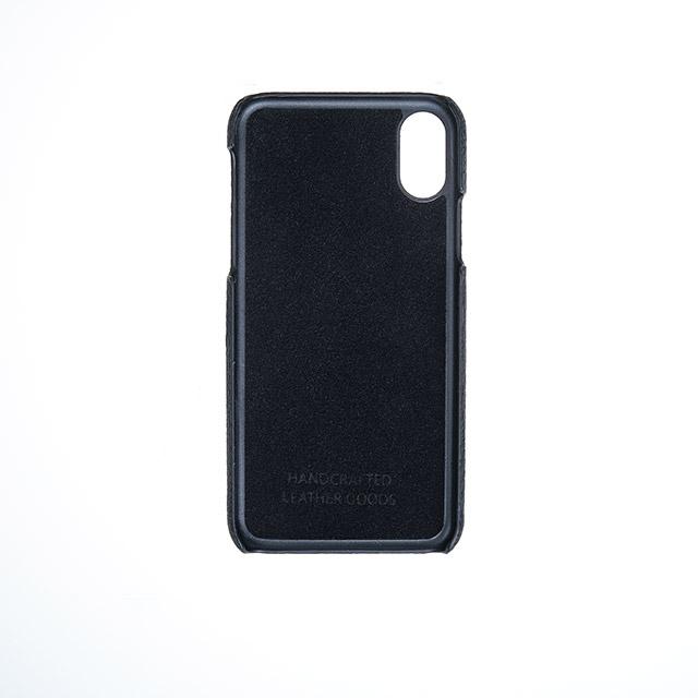 iPhone X Deri Telefon Kılıfı