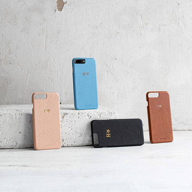 iPhone 8 Plus Leather Phone Case