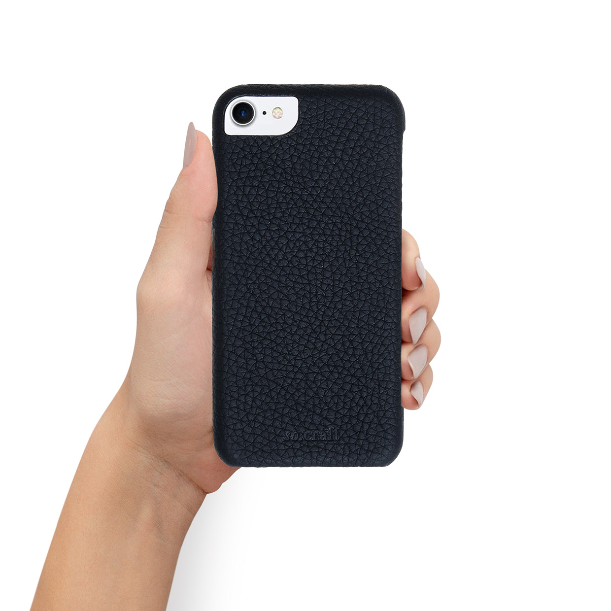 iPhone 8 Leather Phone Case