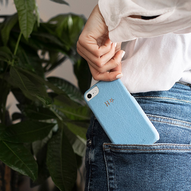 iPhone 7 Leather Phone Case