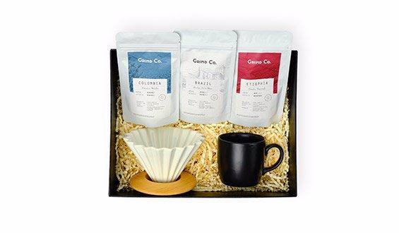 Kahve Seti Hediye Kutusu