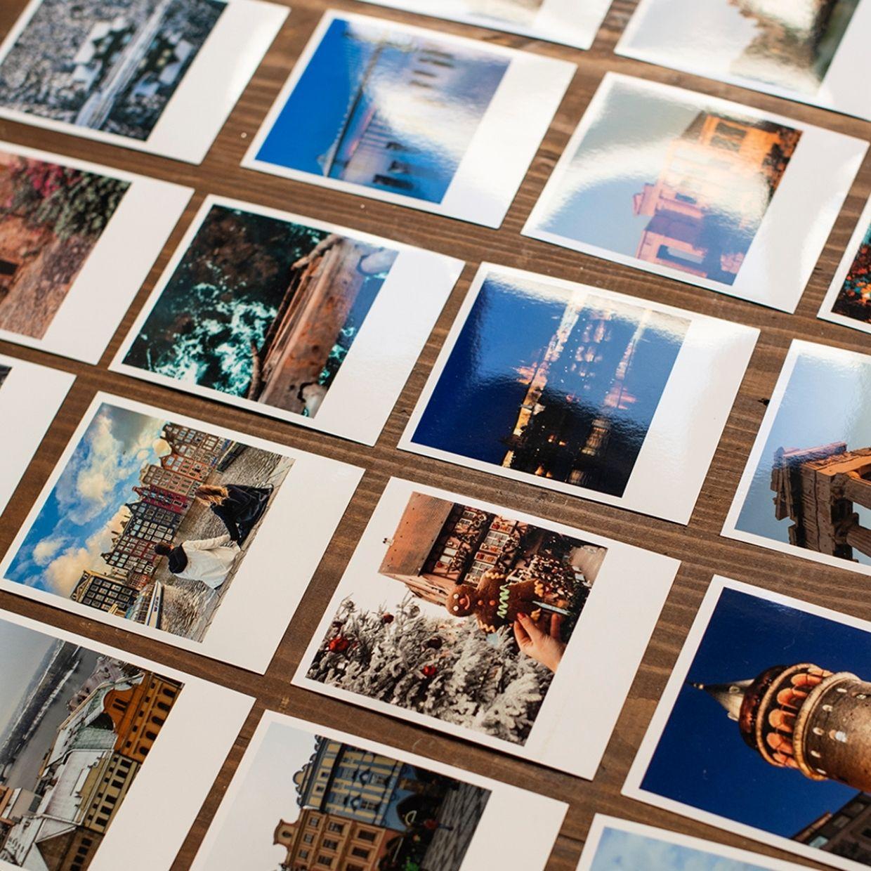 Retro Photo Prints - 35 Pcs.