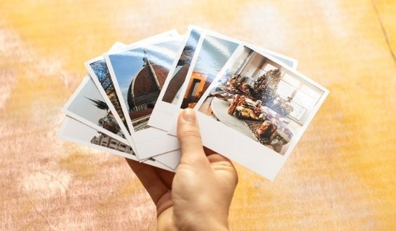 Retro Photo Print - 10 Pcs.