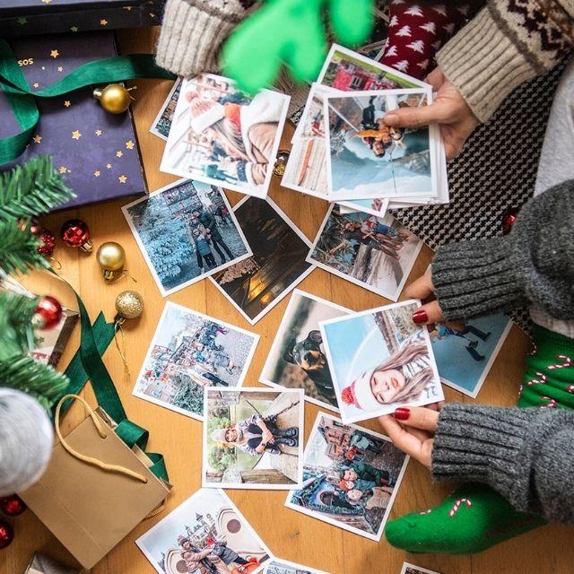 Square Photo Prints - 10 Pcs.
