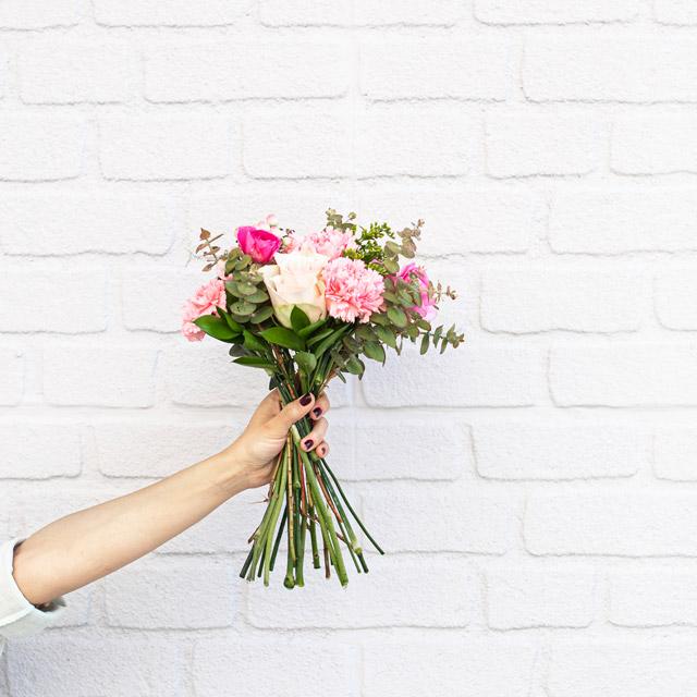 Pink Dream - Pembe Erengül Buketi