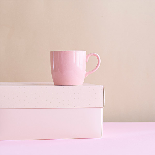 Colorful Mug Set
