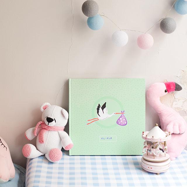 Bebek Anı Albümü