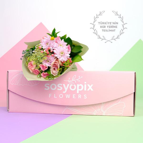 Anastasia Çiçek Buketi