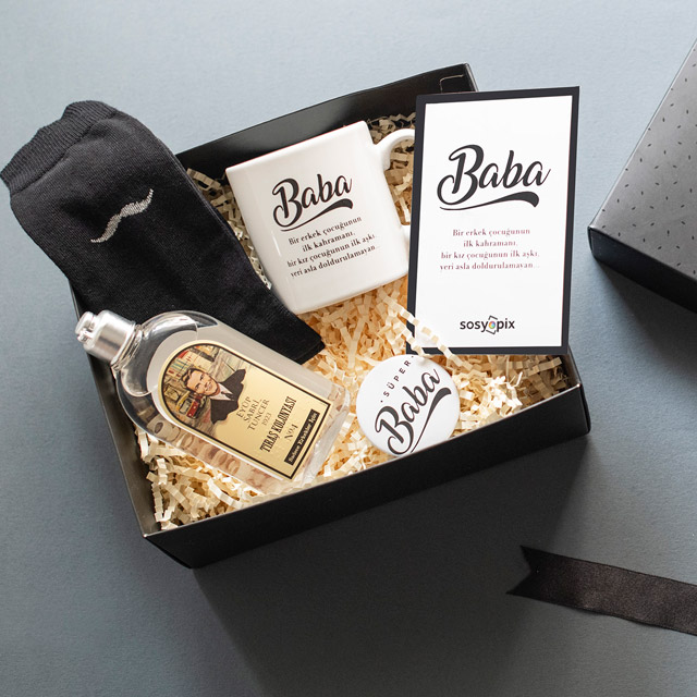 Gift Box for Dad