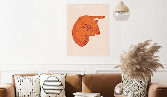 Venüs 50x70 Poster