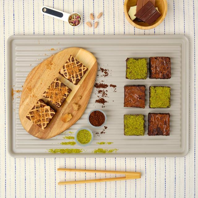Premium Brownie Kutusu - 9 Adet