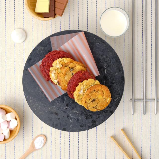 Seçilmiş Lezzetler Cookie Kutusu - 6 Adet