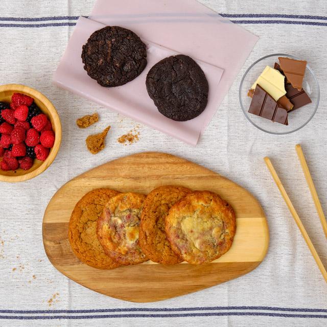 Premium Cookie Box - 6 Pcs.