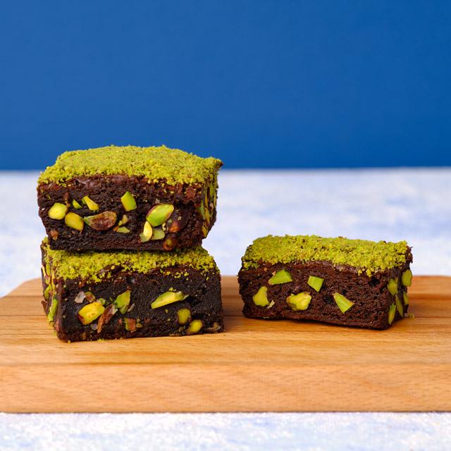 Delicious Flavors Brownie Box - 6 Pcs.