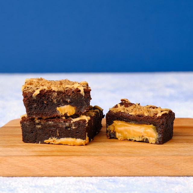 Tasty Tastes Brownie Box - 4 Pcs.