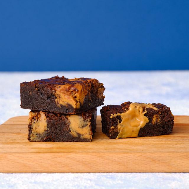 Tadı Damakta Brownie Kutusu - 4 Adet