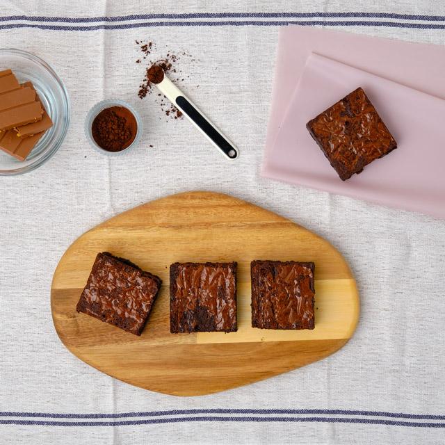 Classic Brownie Box - 4 Pcs.