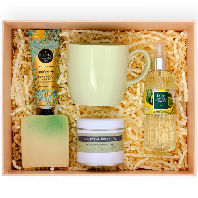 Get Well Soon Gift Box