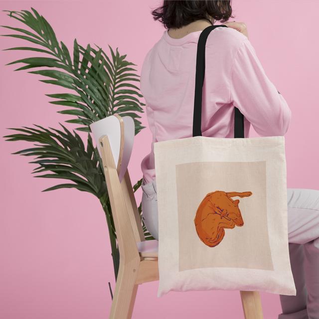 Art - Venüs - Bez Çanta